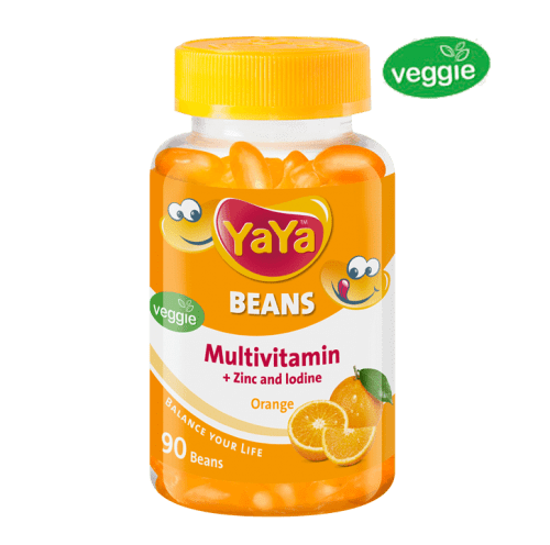 YaYa Bears Multivitamin (Orange Lemon Raspberry)