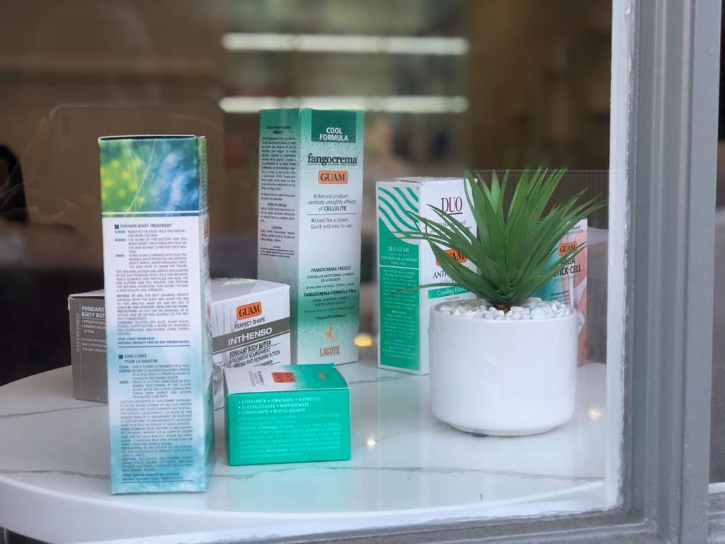 The Nari Clinic, Farnham, Surrey - Products