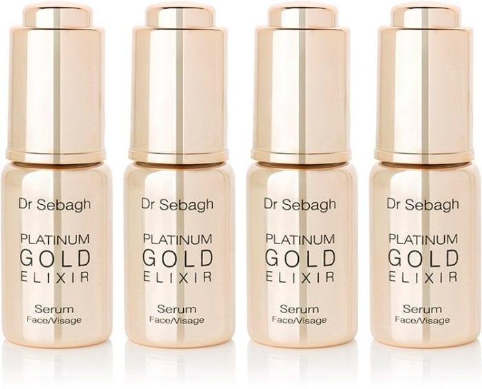 Platinum Gold Elixir (4 x 10ml)