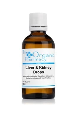 Liver & Kidney Drops - 50ml