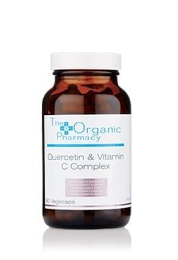 Quercetin & Vitamin C Complex Capsules - 90 caps