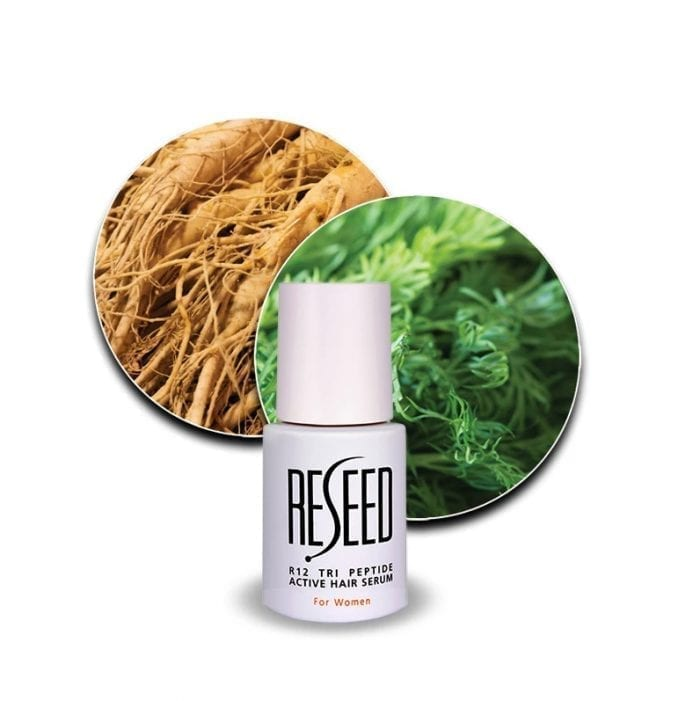 Tri Peptide Active Hair Serum for Women - 30ml