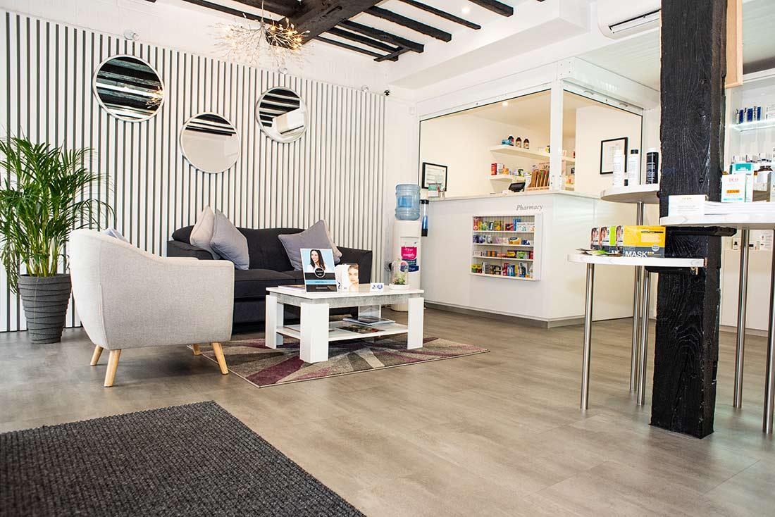 The Nari Clinic Interior