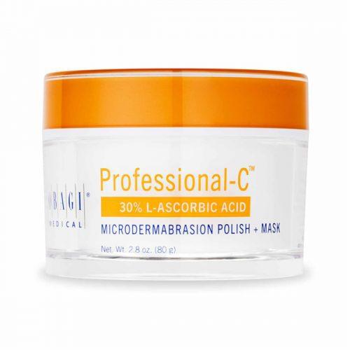Professional-C® Microdermabrasion Polish + Mask